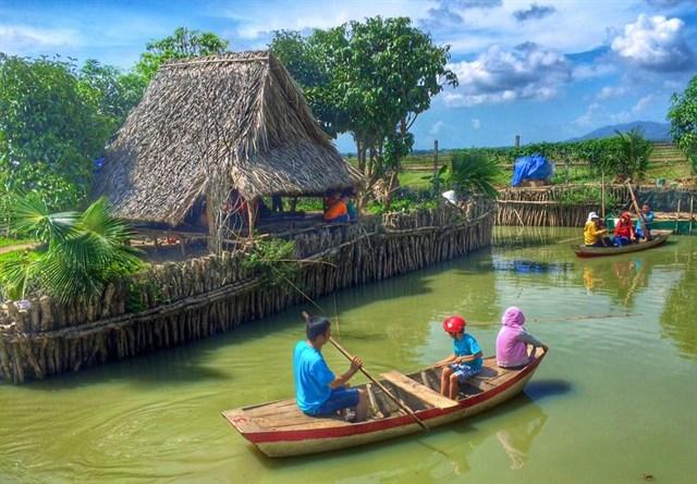 Khu sinh thái ở TPHCM