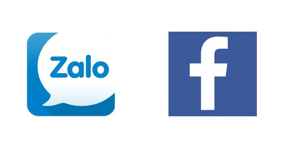 so sánh quảng cáo zalo và quảng cáo facebook
