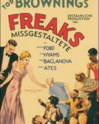 La parada de los monstruos (1932, Tod Browning)