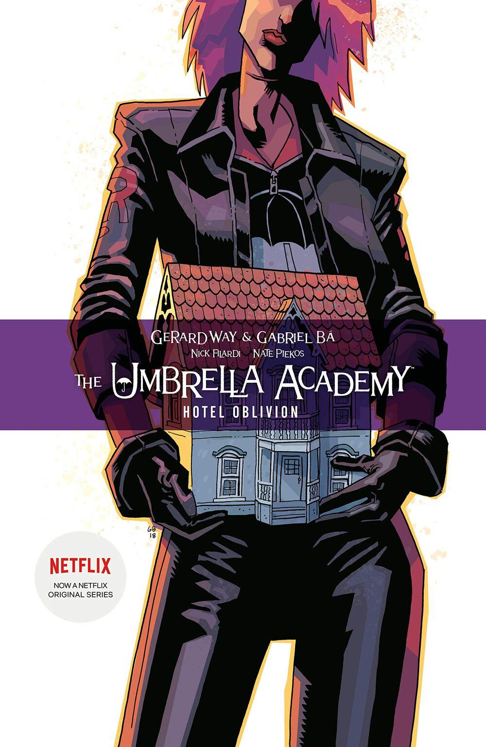 https://vignette.wikia.nocookie.net/umbrellaacademy/images/7/7f/The_Umbrella_Academy-_Hotel_Oblivion_cover.jpg/revision/latest/scale-to-width-down/1000?cb=20190908231905