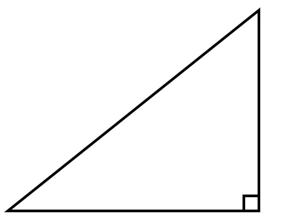 Cách vẽ hình tam giác thường, tam giác vuông, tam giác đều, tam giác cân