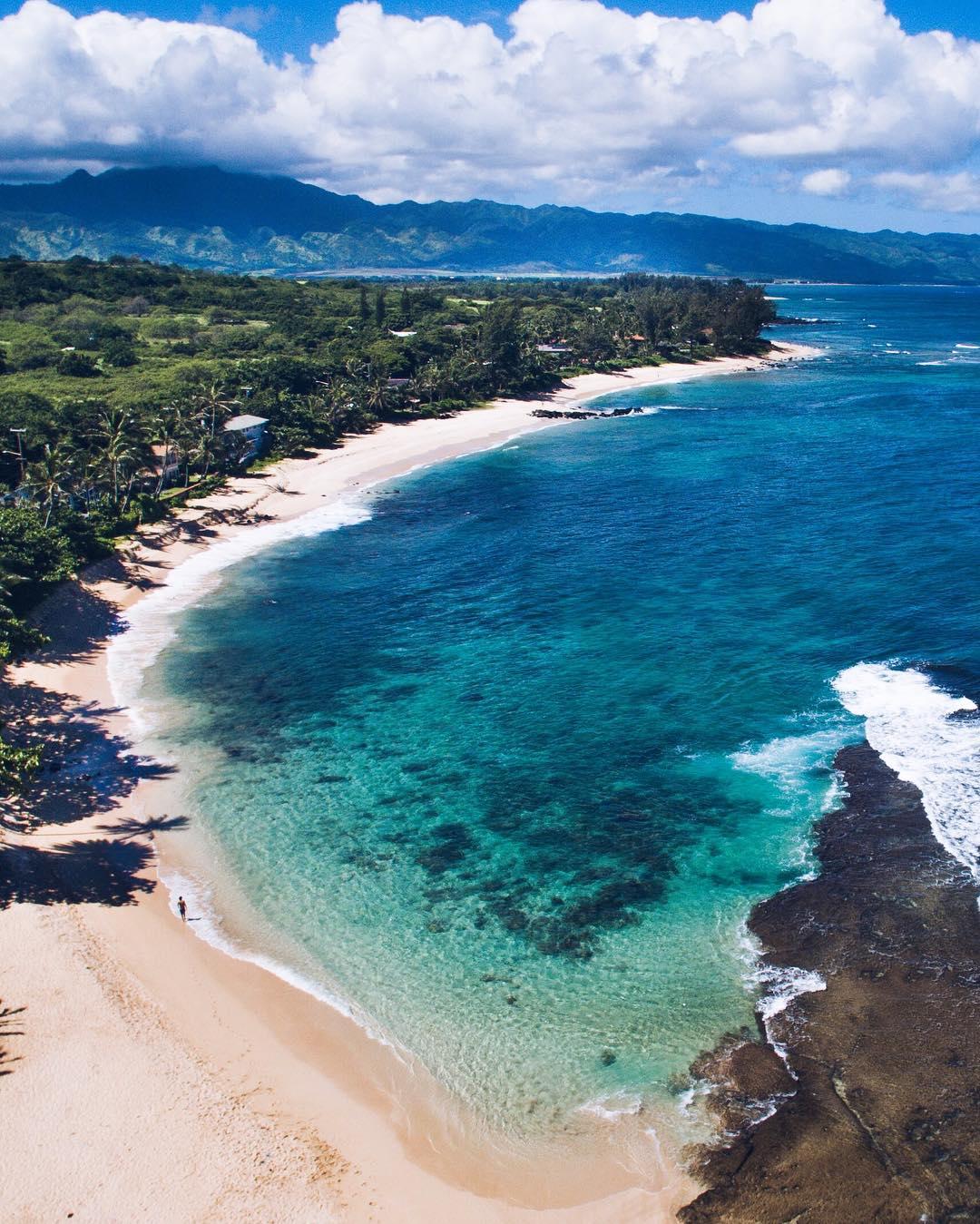 Sunset Beach Park - 5 Best North Shore Oahu Beaches