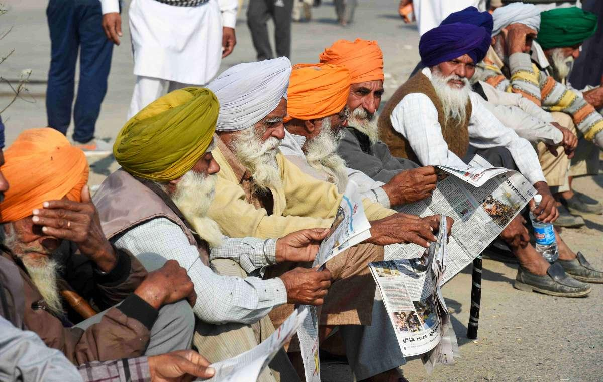 farmers protest farm bills powerful photos in pics | India News – India TV