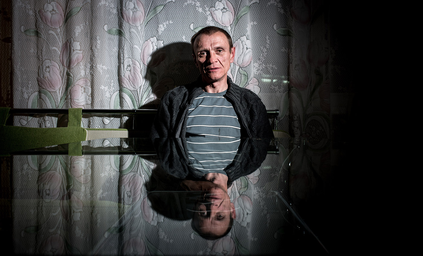 Сергей Никоноров. Фото: Сергей Карпов / «Медиазона»
