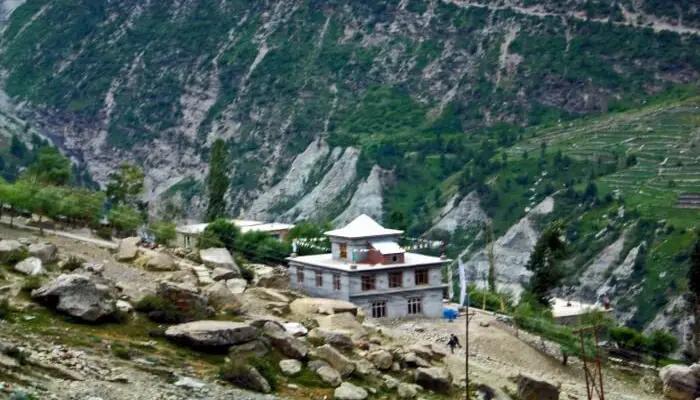 Gandhola Monastery-trvldy.com