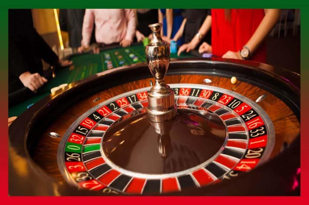 Roulette là game bài quay số hấp dẫn