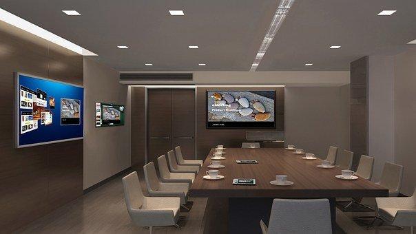 Interior Design, Tv, Multi-Screen