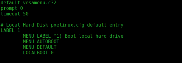 step by step configure pxeboot server in Ubuntu | PXE network boot