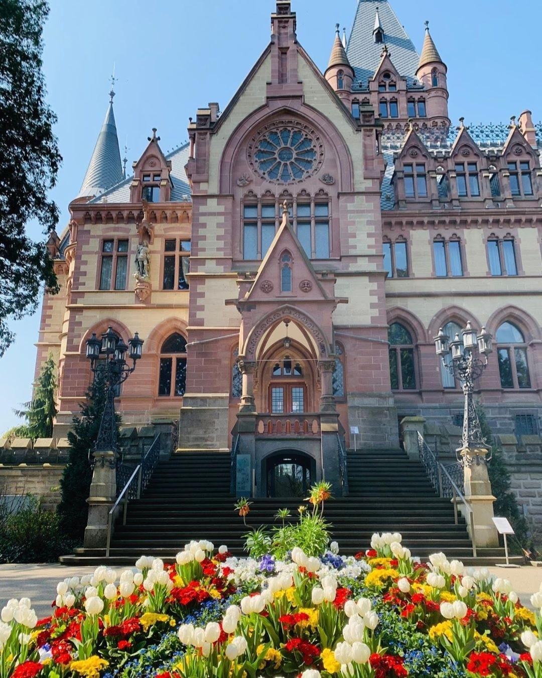 童话中的城堡(Schloss Drachenburg)