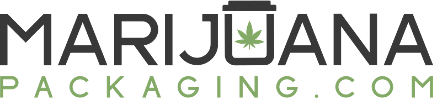 An image of the logo for marijuanapackaging.com which now offers some eco-friendly, biodegradable packaging options.