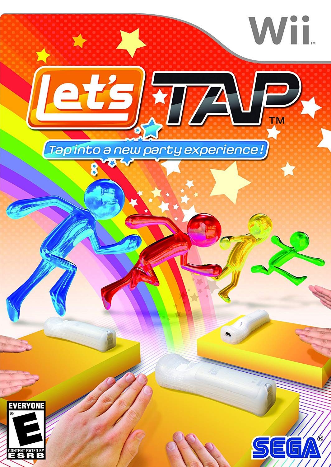 Image result for lets tap wii