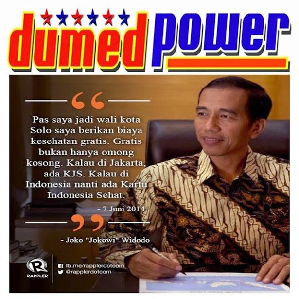 Hadapi Kenaikan BBM dan 3 Kartu Ampuh Presiden Jokowi