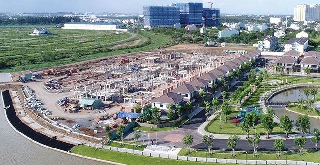 tin bất động sản: Vùng ven đang được quan tâm và phát triển mạnh dòng BĐS Công nghiệp
