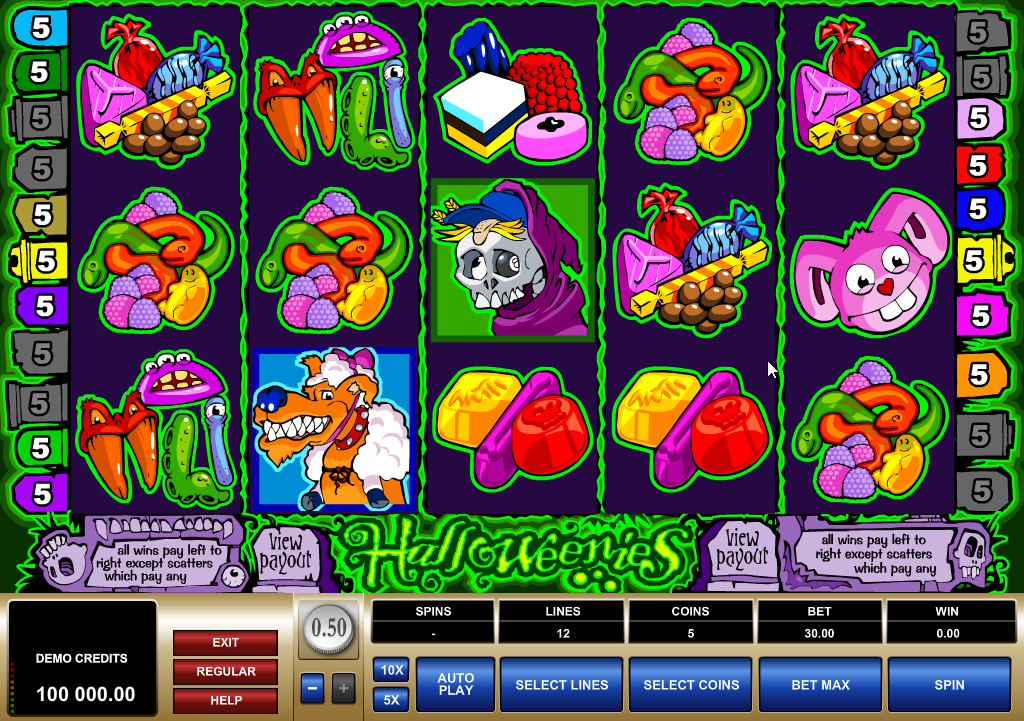 Halloweenies Slots Game Review