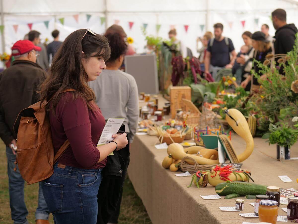 london harvest festival 2019
