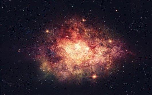 """Vật chất """"tối"""" - chiếm 25% vũ trụ và năng lượng """"tối"""" - chiếm 70% vũ trụ."""