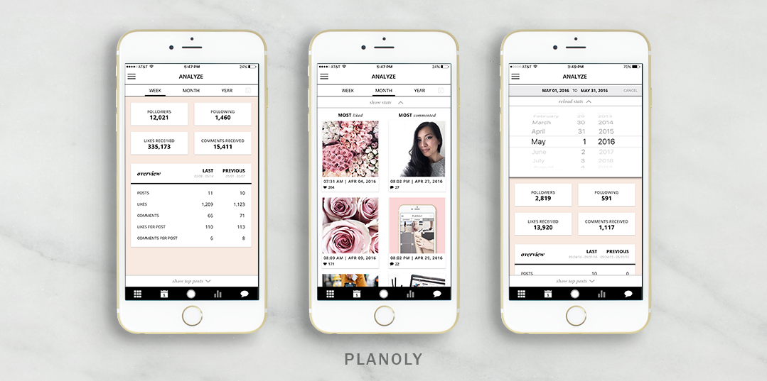 Planoly - Check Out the Best App to Simplify Social Marketing