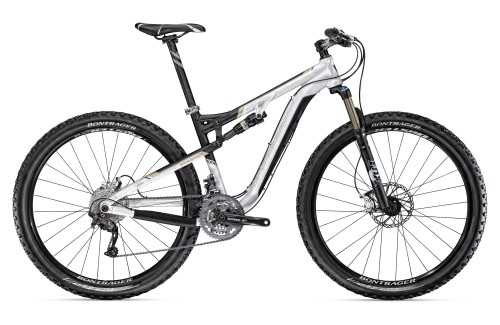 trek rumblefish one 2011 - full suspension 29er