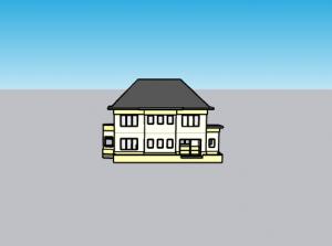 visualiser un projet pro grâce à Sketchup