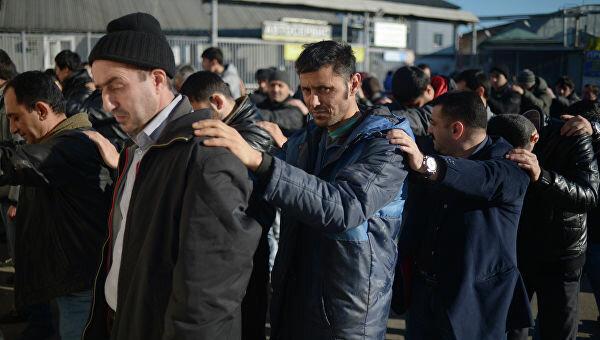 Истории мигрантов Центральной Азии об их бесправии в России