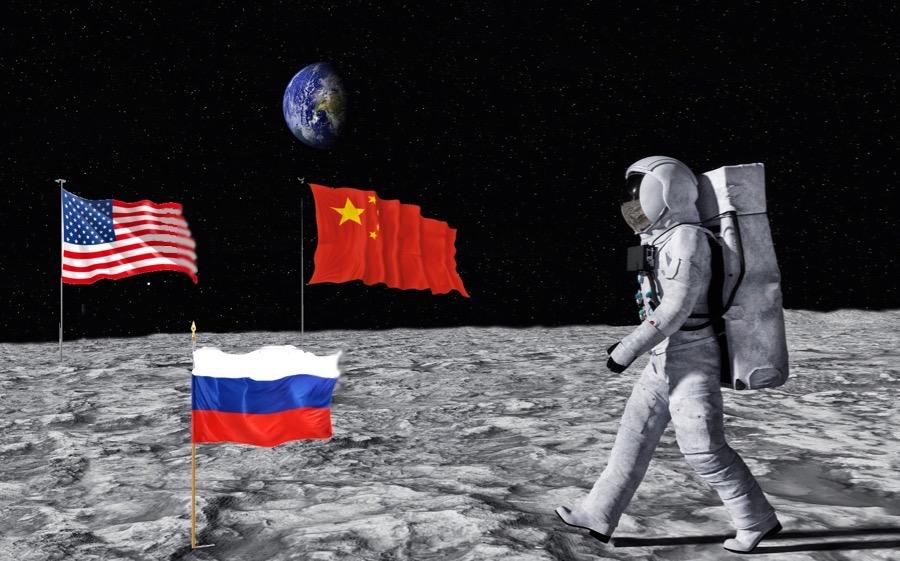 Эксперты предупреждают о назревающей войне за майнинг между США, Китаем и Россией