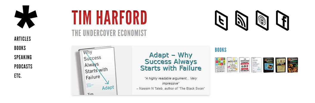 Tim Harford's personal website