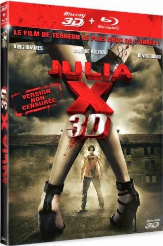 Filme Poster A Vingança de Julia BDRip XviD Dual Audio & RMVB Dublado
