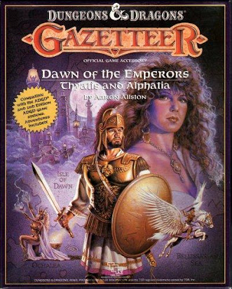Dawn Of The Emperors Thyatis And Alphatia Dungeons And Dragons