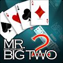 Mr. Big Two - Card game apk