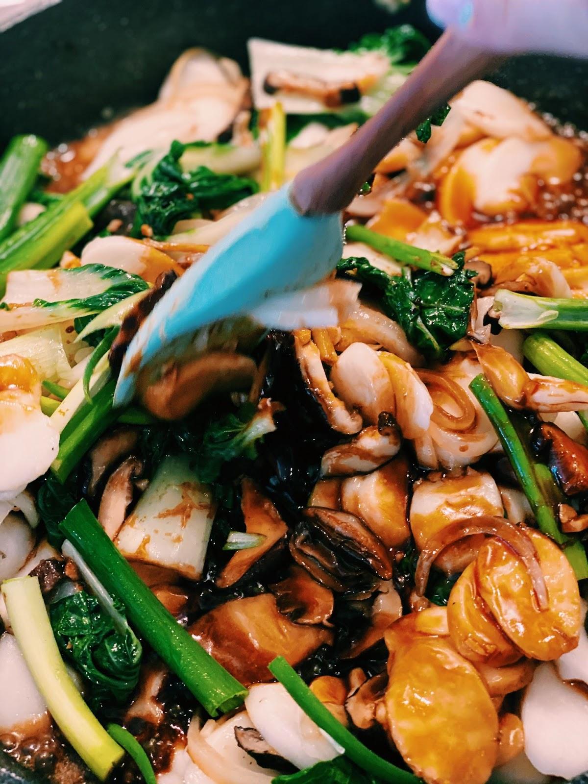 Asian Vegetarian Recipes