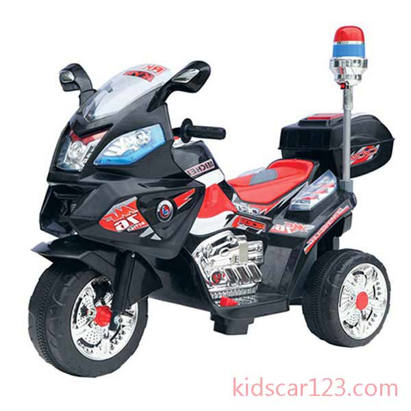 Xe môtô điện trẻ em - JT 015 màu đen