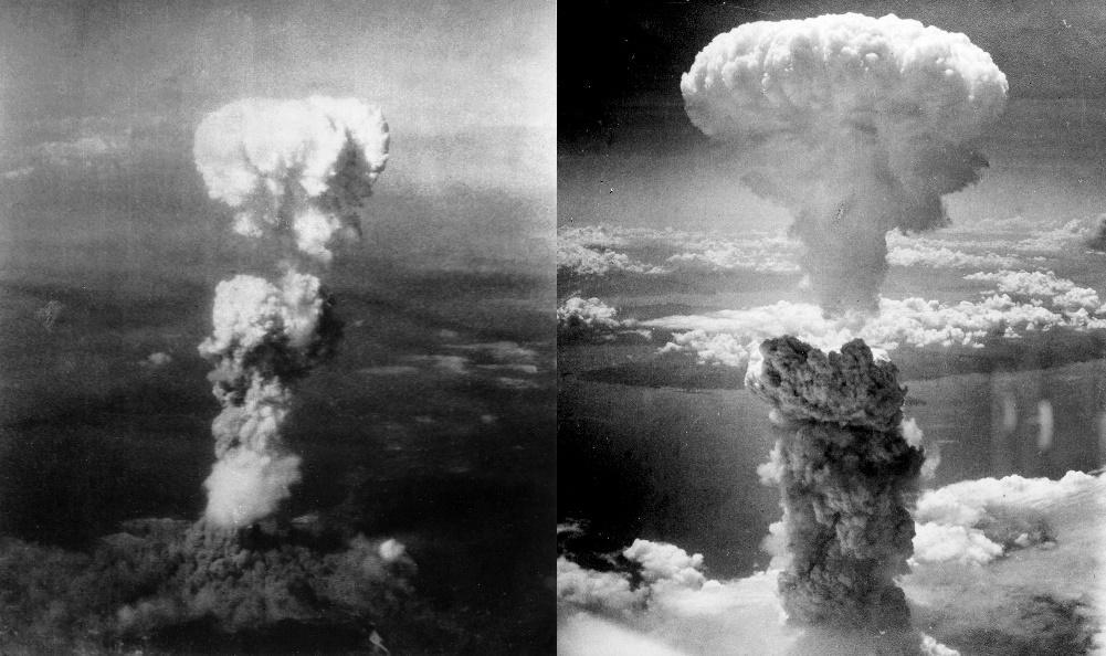 ลำลึก 76 ปีปรมาณูถล่มญี่ปุ่น 6 ส.ค. สหรัฐฯ บึ้มฮิโรชิม่า 03