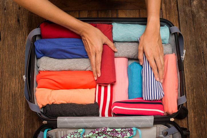 koffer inpakken tips