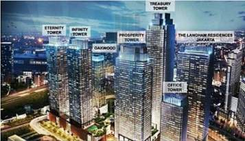 Apartemen District 8