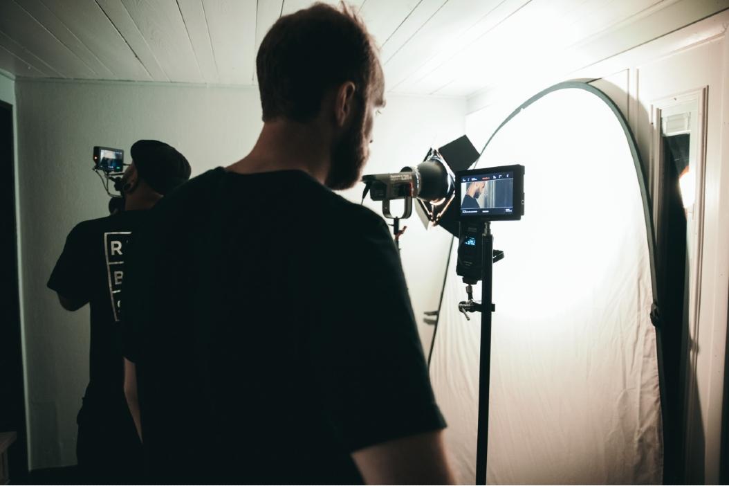 instalaciones y curso básico de fotografía
