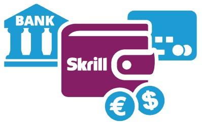 pagamentos bancários com skrill