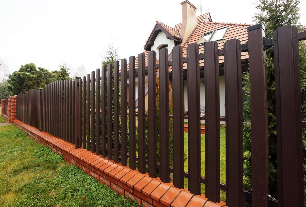 Купить забор штакетник