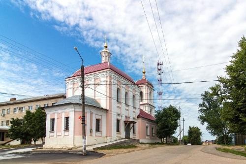 Кемпинги по дороге в Калугу 3101
