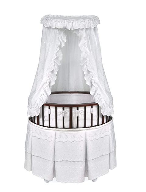 Oval Cribs - Amazon