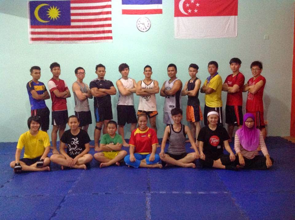 Malaysian martial arts, lee martial arts studio