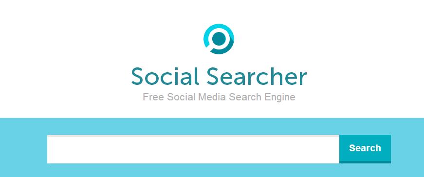 công cụ tìm kiếm thông tin các kênh xã hội