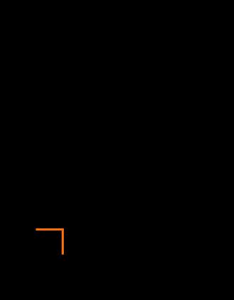 треугольник с углом 90°