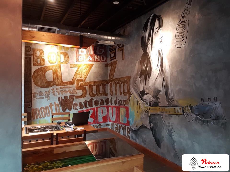 Cung cấp và thi công sơn giả bê tông Pukaco chất lượng, giá rẻ