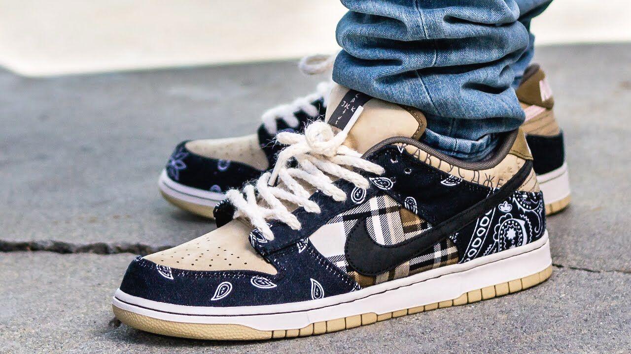 Giày Nike SB Dunk được thiết kế trẻ trung, năng động
