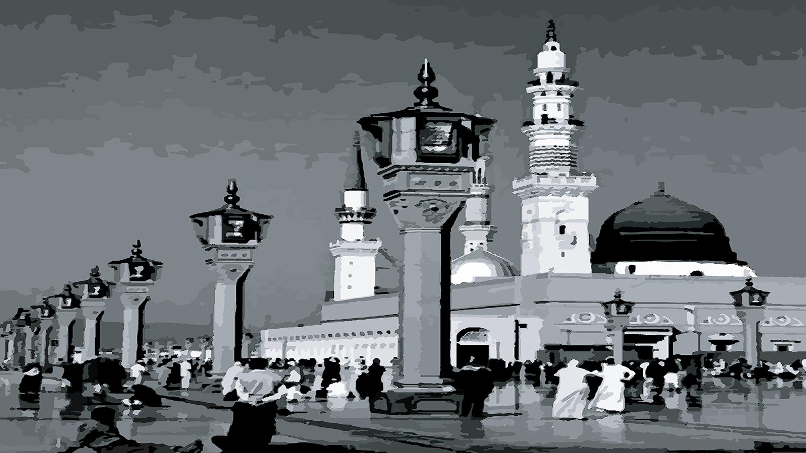 মসজিদে নববি ছিল মহানবি ﷺ এর মূল শিক্ষাদান কেন্দ্র।