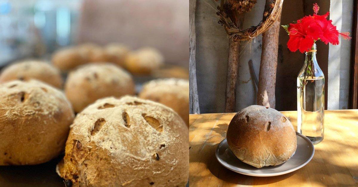 麵包店 可頌 菠蘿油 台東美食 台東甜點