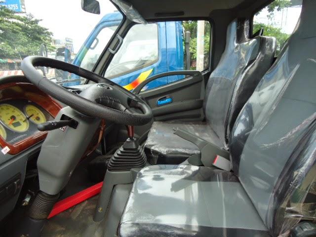 nôi-thất-xe-tải-jac-6.4-tấn