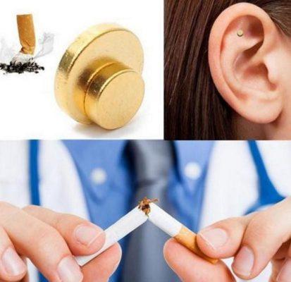 Zero Smoke Magnet Auricular, Zero Smoke Magnet Auricular 2Pcs
