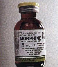 Resultado de imagem para Morfina