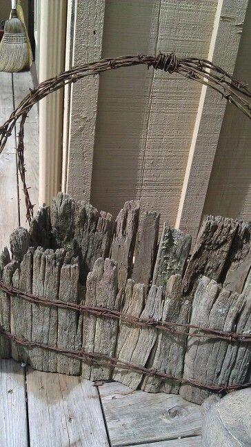 Aqha seven creative ways to repurpose barbed wire